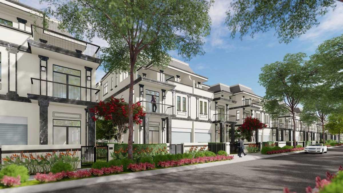 la vida vung tau - biệt thự dự án la vida residences