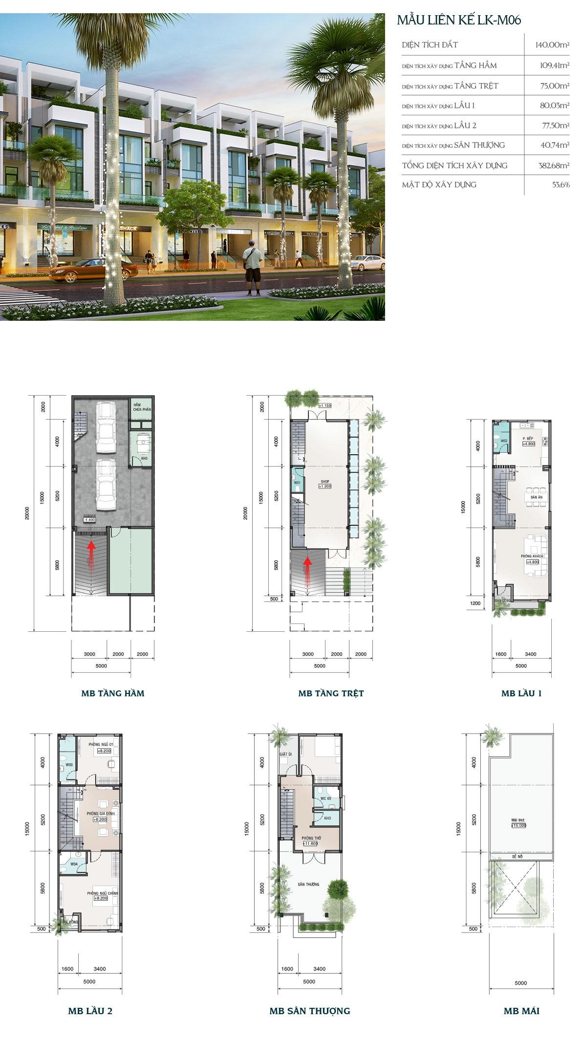 thiết kế dự án la vida residences vũng tàu