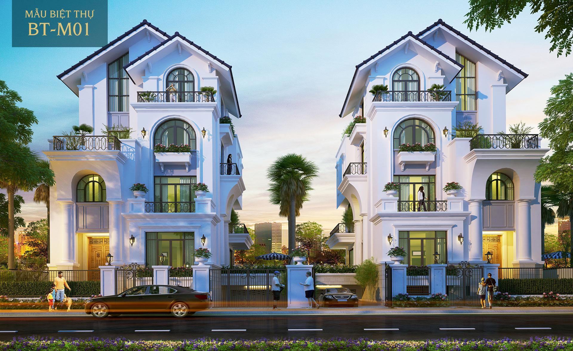 dự án la vida residences