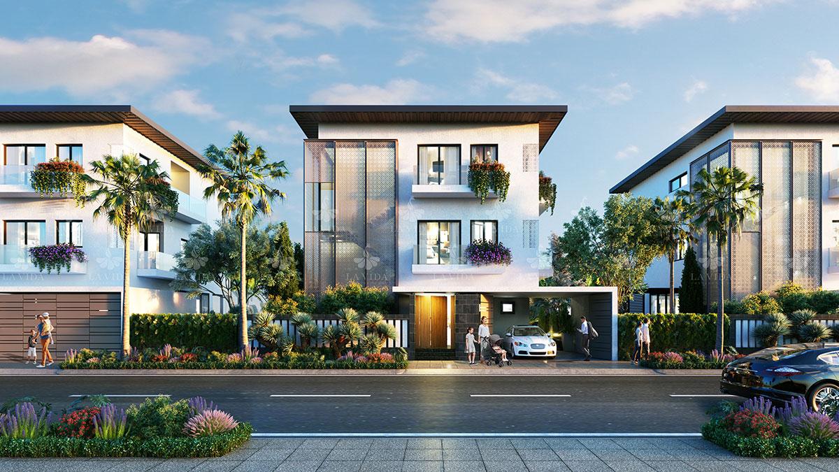 Biệt thự Lavida Residences Vũng Tàu
